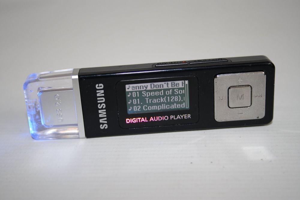 samsung digital audio player yh-820 firmware