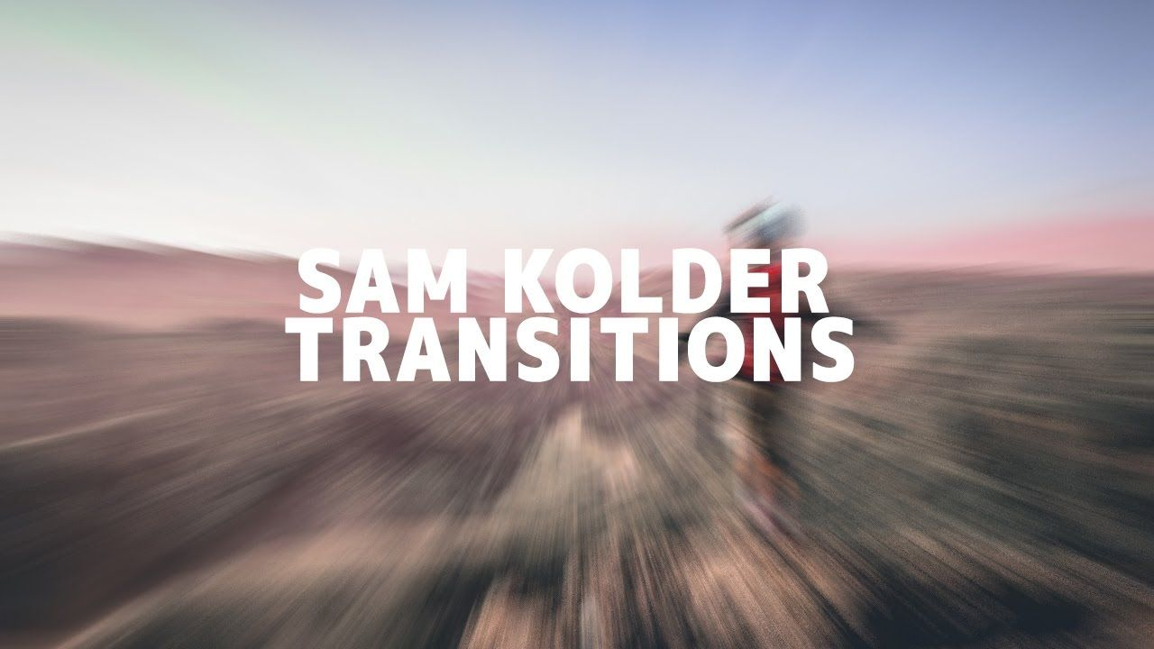 SAM KOLDER TRANSITIONS - Free Transition Pack | Editing in 2019