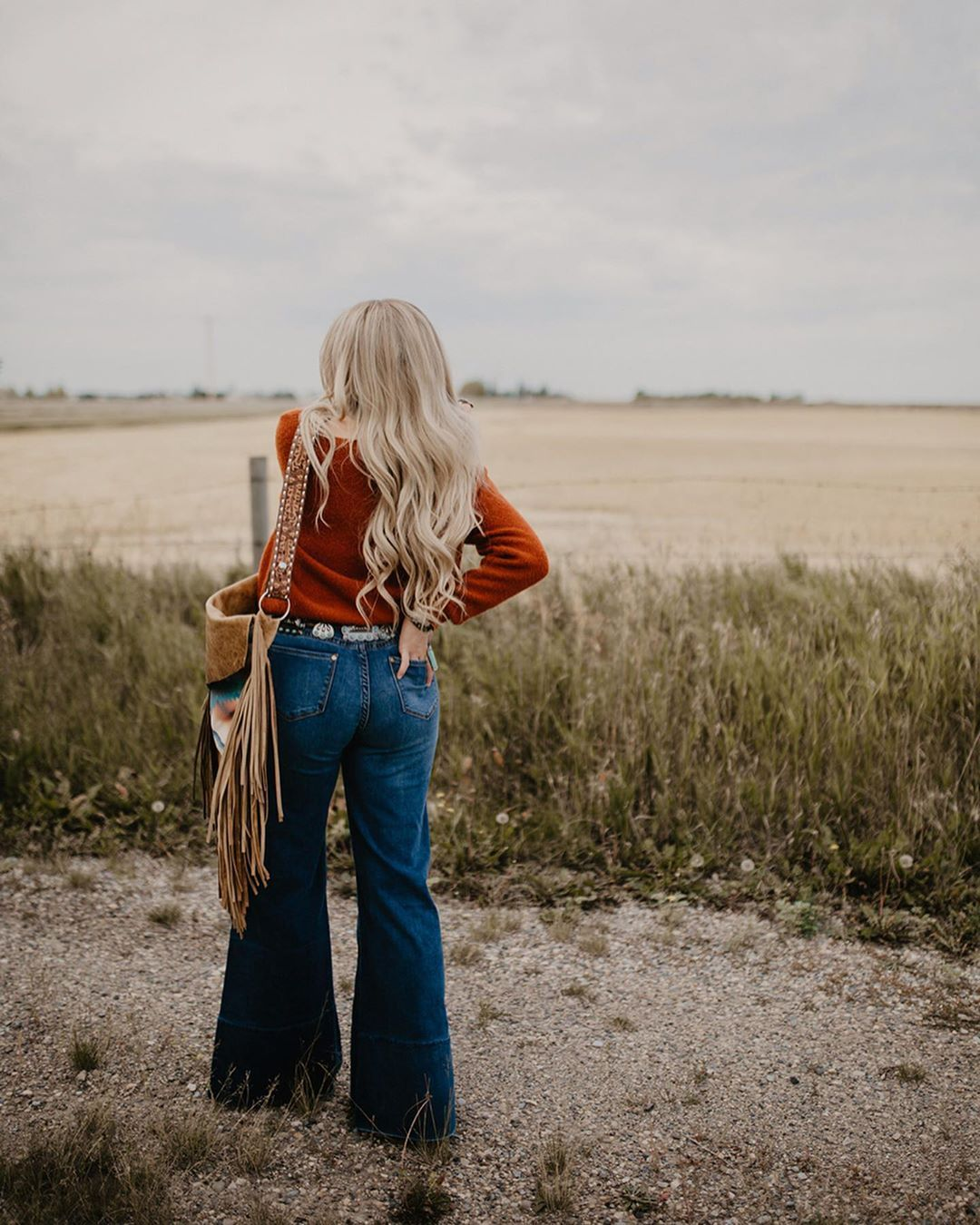 "Western Chic | Kayla Bell ☆ on Instagram: ""A recent study has found that women who carry a little extra weight live longer than the men who mention it."