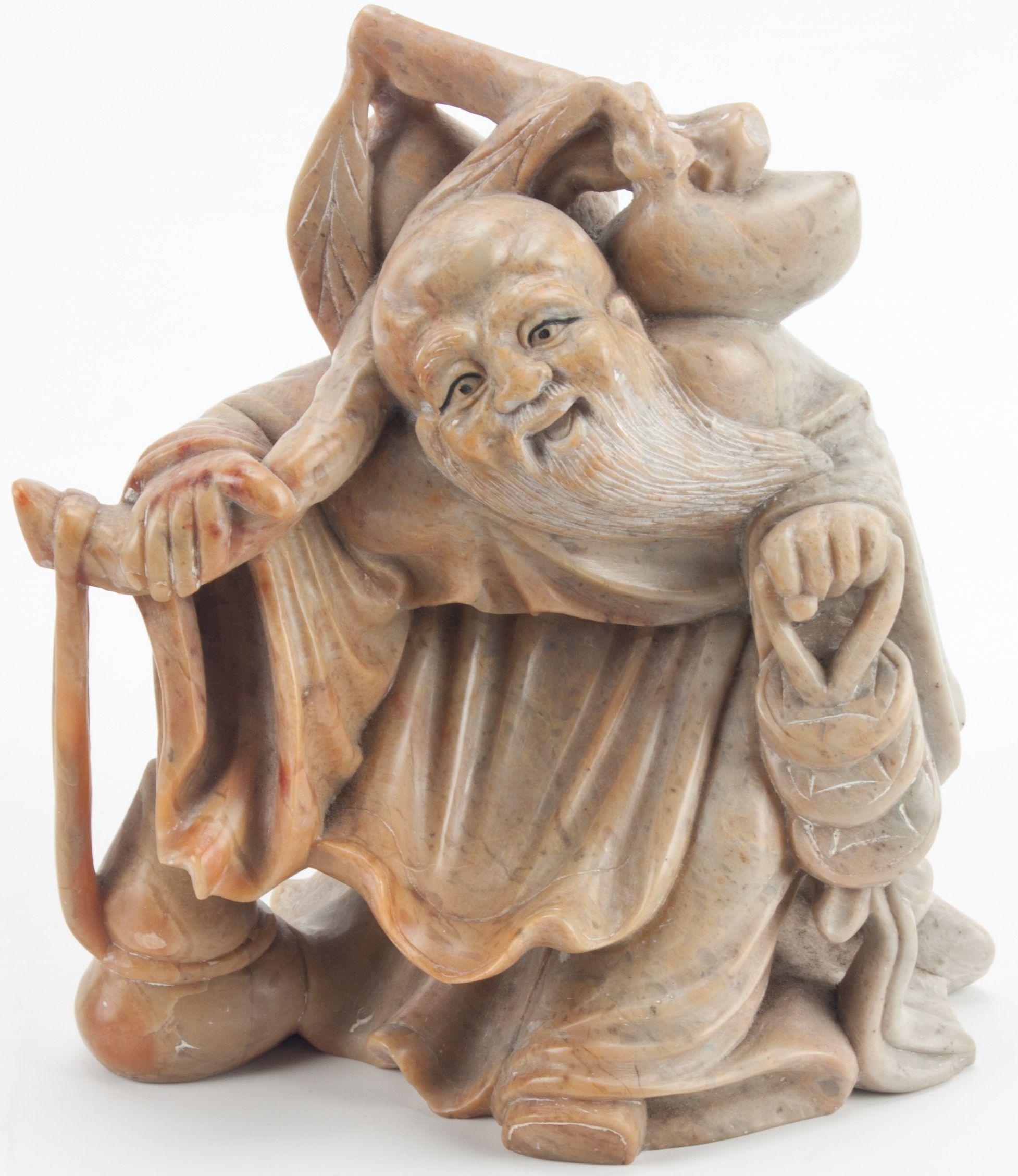 dating chinese soapstone