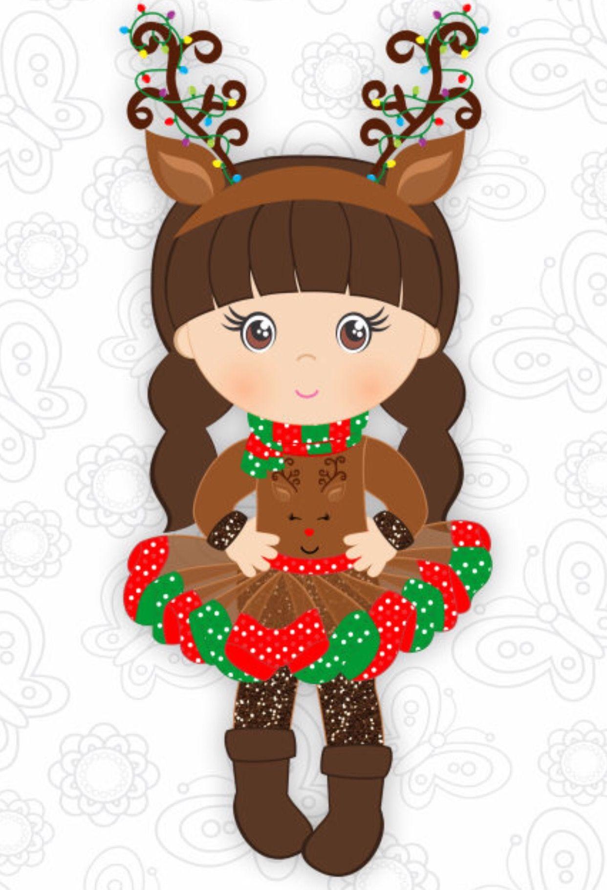 Pin by deco party creations on girls navidad navidad for Manualidades navidenas para ninos