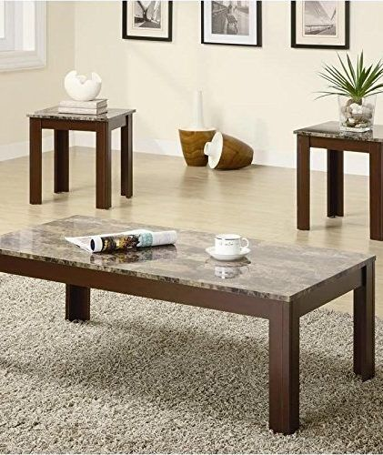 Coaster Fine Furniture 700395 3 Piece Coffee Table And End Set Online Ping S