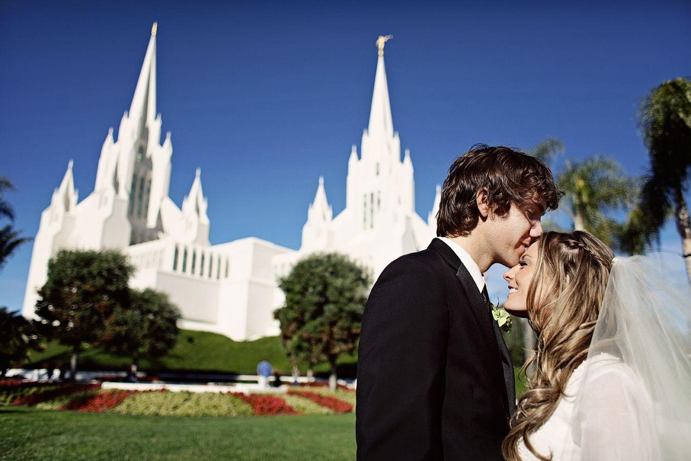 LDS Temple Wedding Lds Bride Groom Ready Dress Mormon DoctrineSan Diego