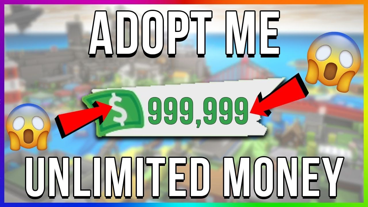 Adopt Me Script 🔥 How to Get Unlimited Money in Roblox