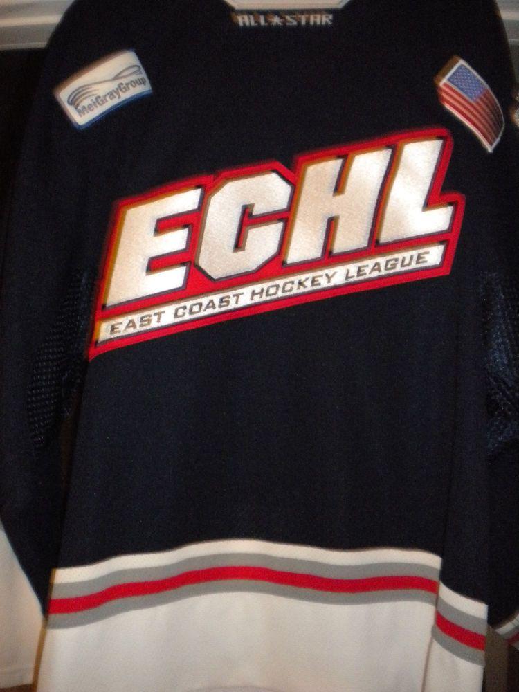 601bd1169 2002 ECHL ALL-STAR MIKKO SIVONEN SIGNED GAME WORN HOCKEY JERSEY (eBay Link)