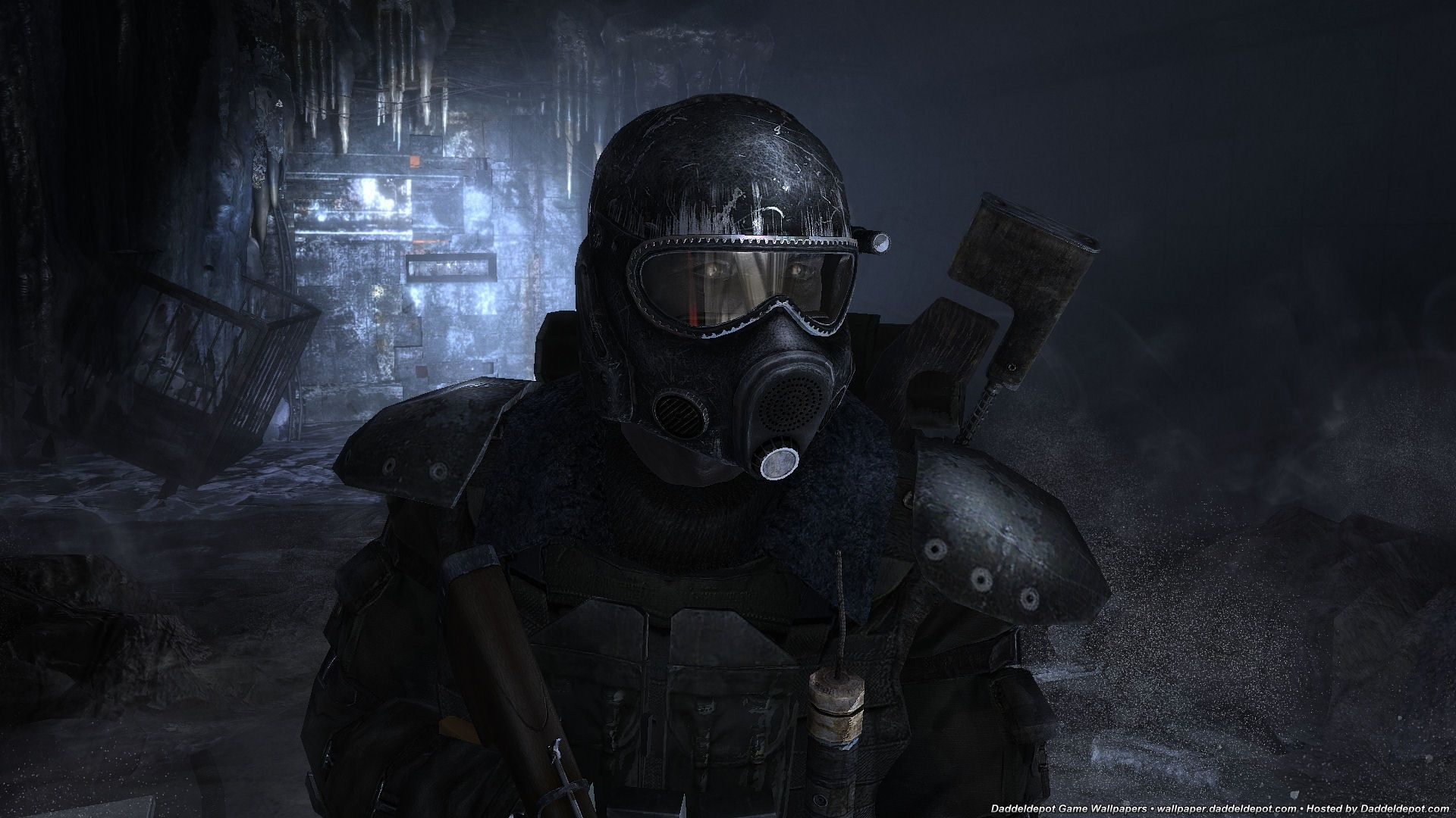 Artyom Metro 2033 Metro Last Light Wallpaper Pc Metro 2033 Metro Last Light Game Art