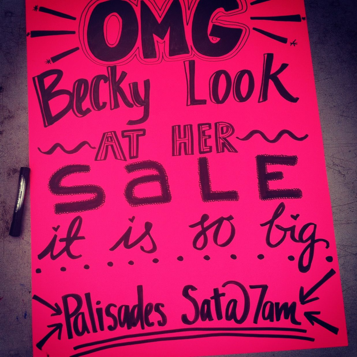 Resale Ideas Make Money   The Best Garage Sale Sign I Made For Tomorrow!  Heehee This Is Your Chance To Grab 100 Great Products WITH Master Resale  Rights For ...