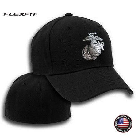 5c9438f2e0233 Flexfit Eagle Globe   Anchor Cap