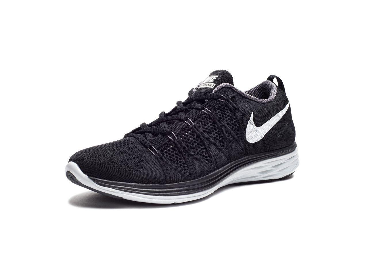 Nike Flyknit Lunar 2 Black | Nike