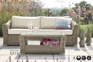 Garden Furniture Next buy mauritius sofa from the next uk online shop   garden stuff