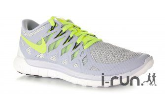 Nike Free 5.0 W - Chaussures running femme Route
