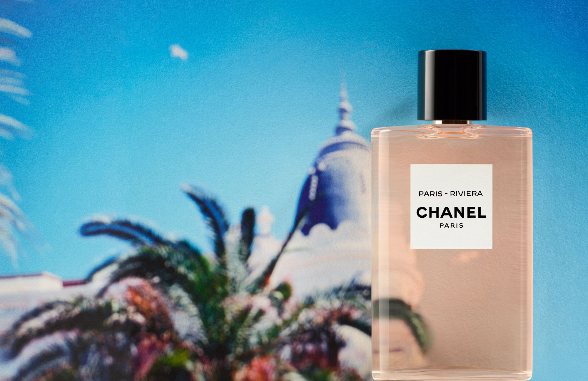 The Côte d'Azur Sets the Scene for Chanel's Newest Scent