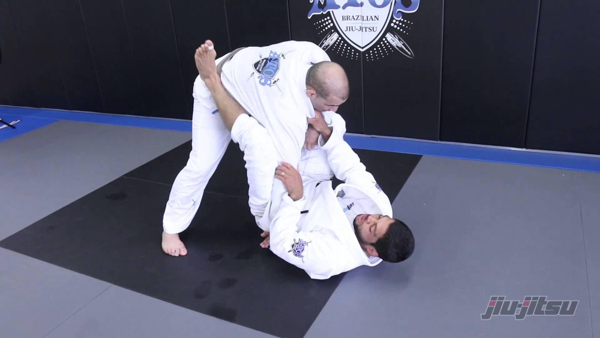 Andre Galvao Lasso Guard Sweep With Omoplata Jiu Jitsu Magazine Issue 23 Jiu Jitsu Magazine Jiu Jitsu Jiu Jitsu Techniques