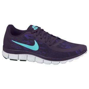 Nike Free 5.0 V4 - Women's - Court Purple/Cave Purple/White/Hyper