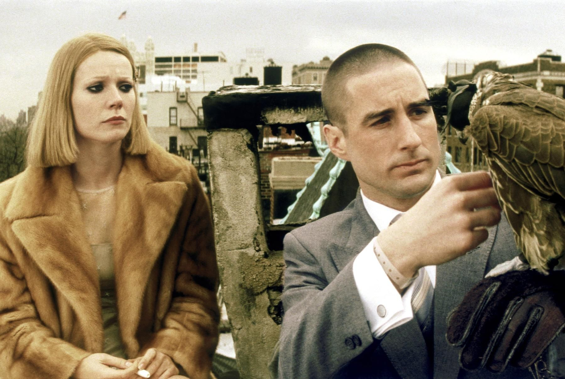 The Paltrow Look Book The royal tenenbaums