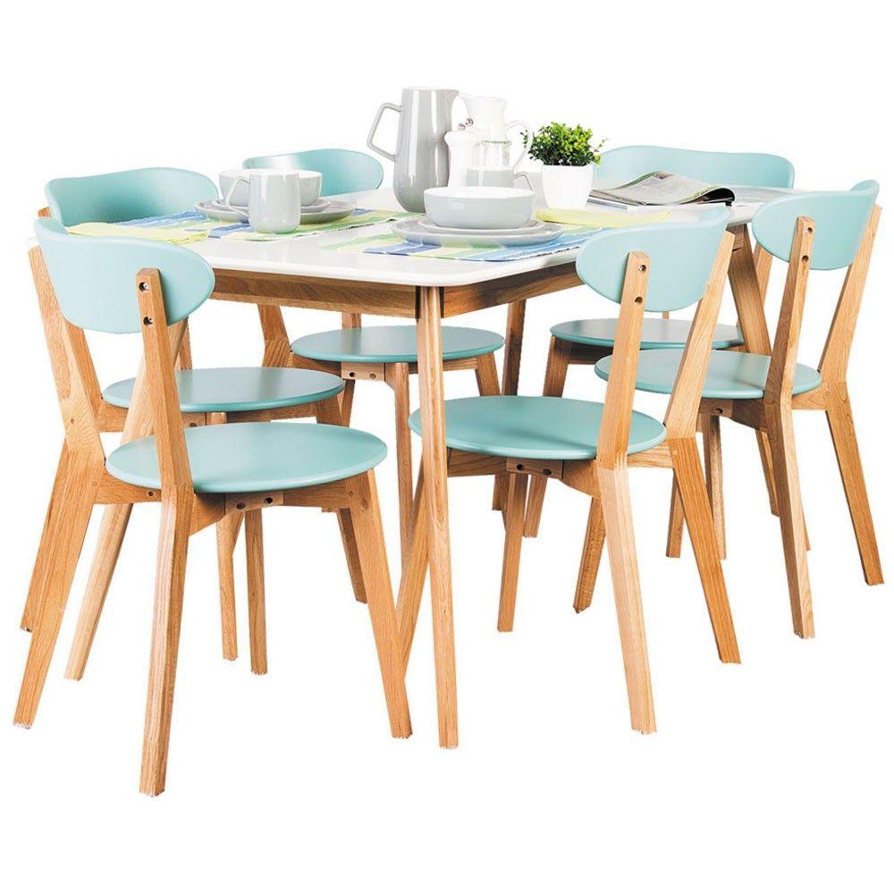 DUVALL9PD9TE Duvall 9 Piece Dining Set   Target furniture, 9 piece ...