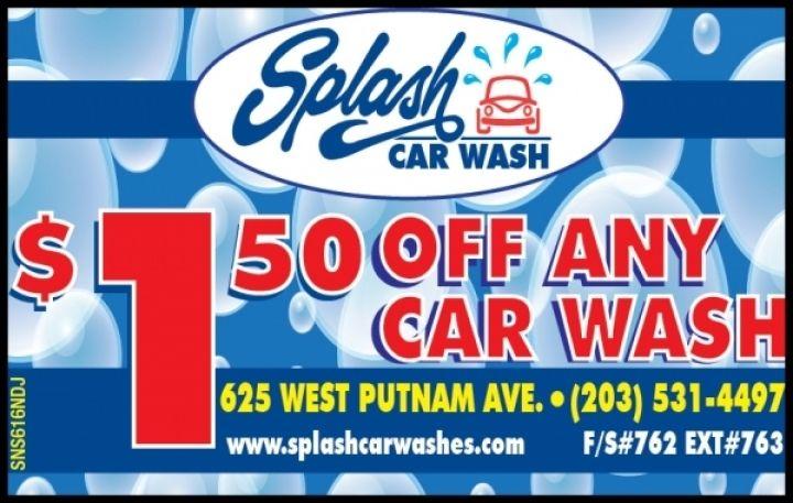 Splash Car Wash Car Wash Car Wash Coupons Stop N Shop