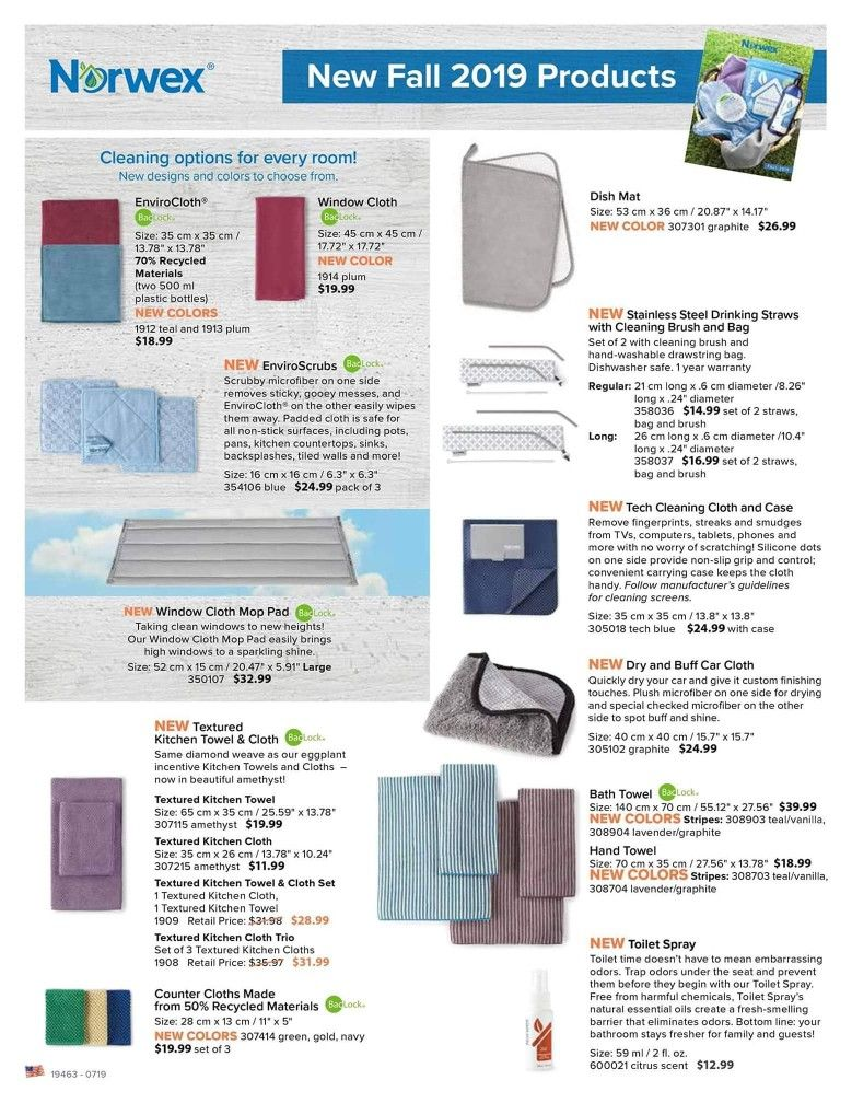 Pin By Crystal Logan On Norwex Norwex Envirocloth New Color