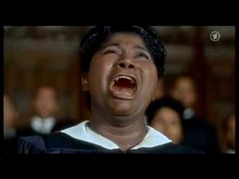 Trouble Of The World Mahalia Jackson I Ve Always Enjoyed The