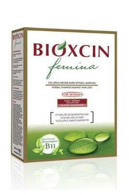 Bioxcin Femina Kuru Normal Saclar Icin Sampuan Bioxcin Femina