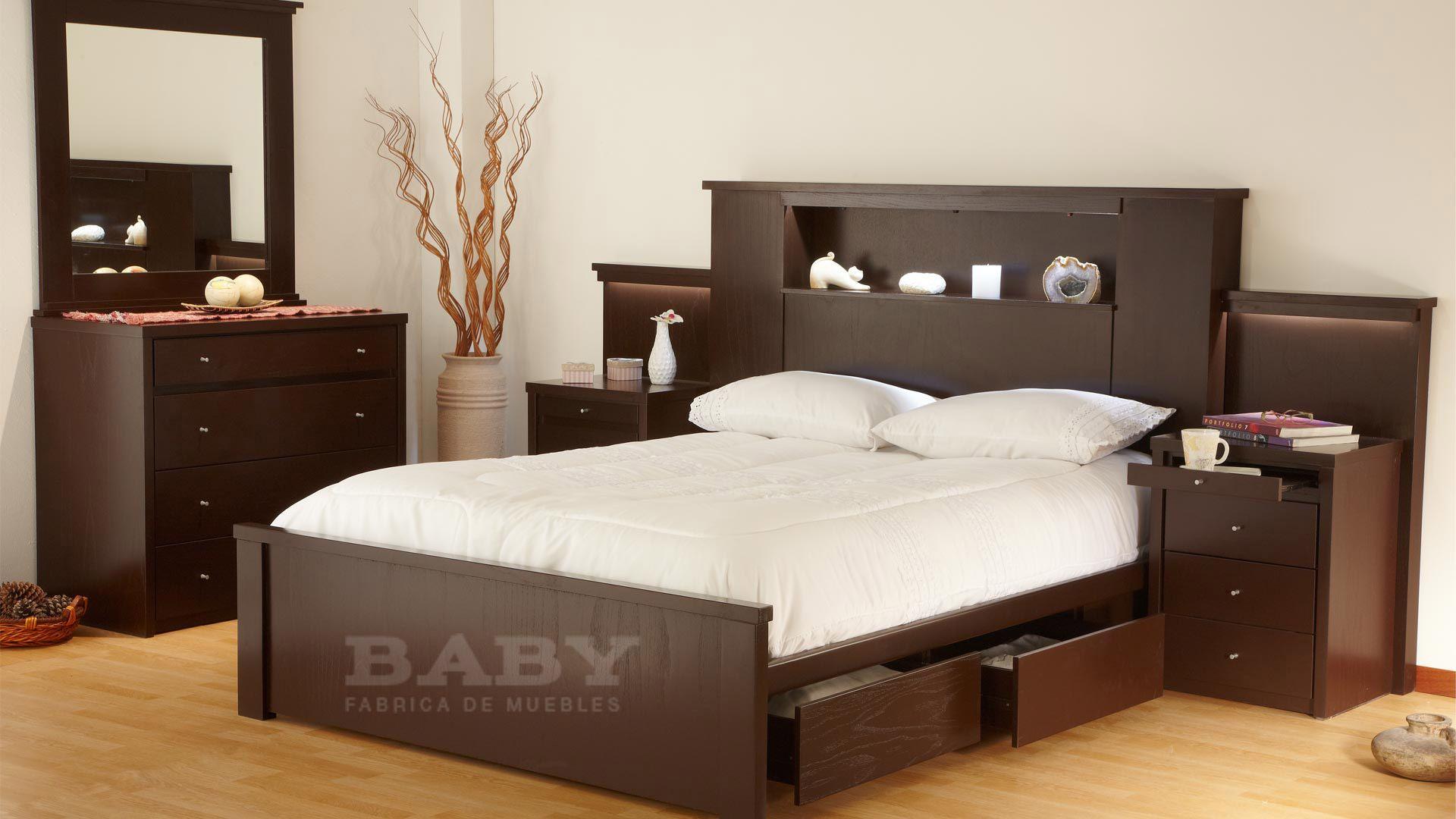 Juego De Dormitorio Camila01 Jpg 1920 1080 Furniture Home Decor Storage Bed