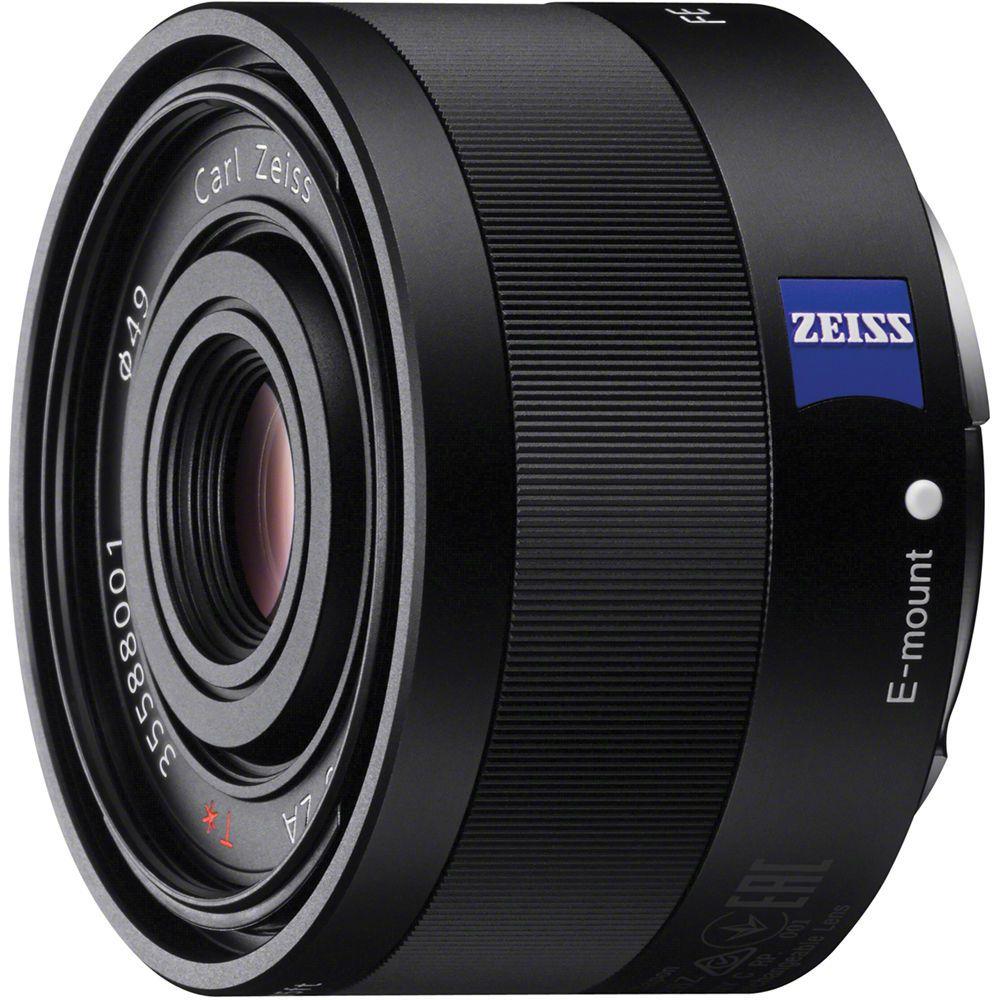 Sony Sonnar T* FE 35mm f/2.8 ZA Lens (B&H # SO3528 •MFR # SEL35F28Z ...