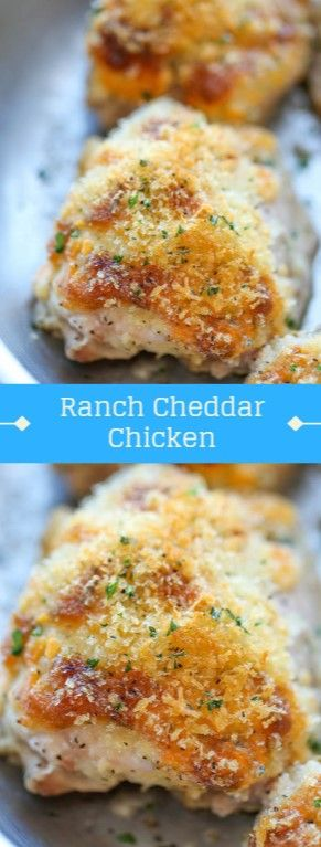 Ranch Cheddar Chicken images