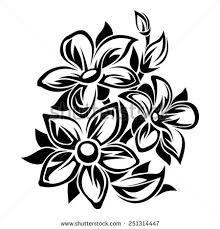 Resultado de imagem para ornament black and white drawing