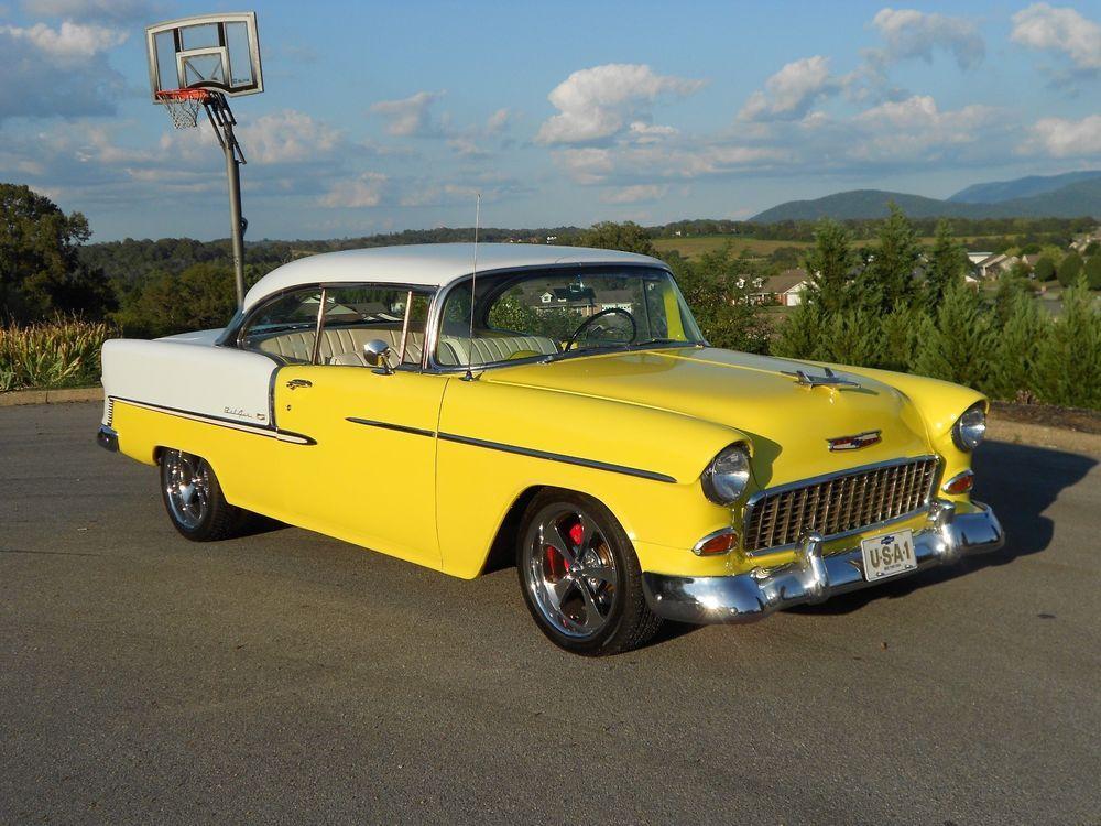 1955 Chevrolet Bel Air/150/210 Chevy chevrolet