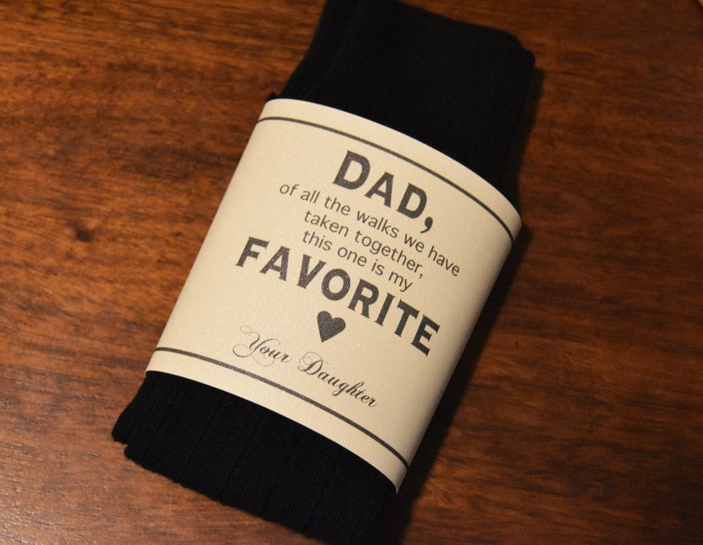 Father of the Bride socks Wedding Gift Father of the Bride Gift Father of the Bride gift Dad Gift special walk Mens Dress Socks