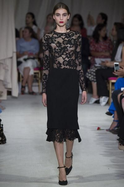 klänning mode 2016