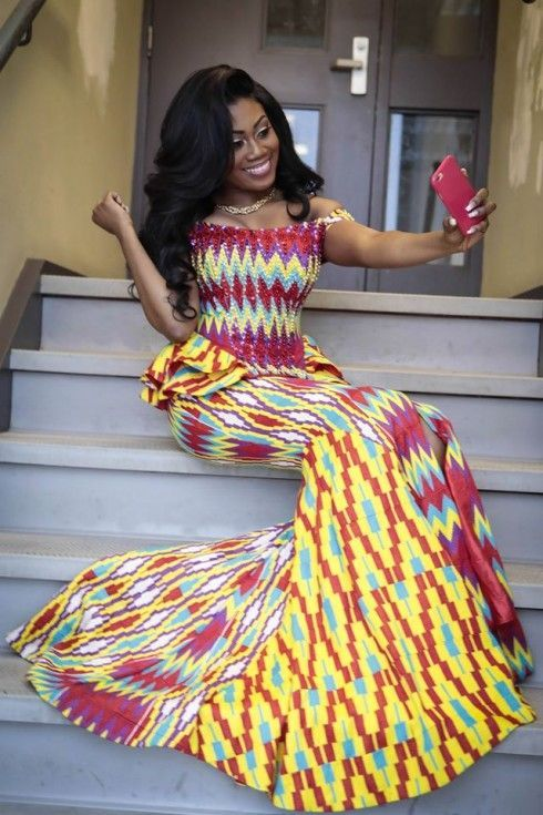 Image result for african ankara suits