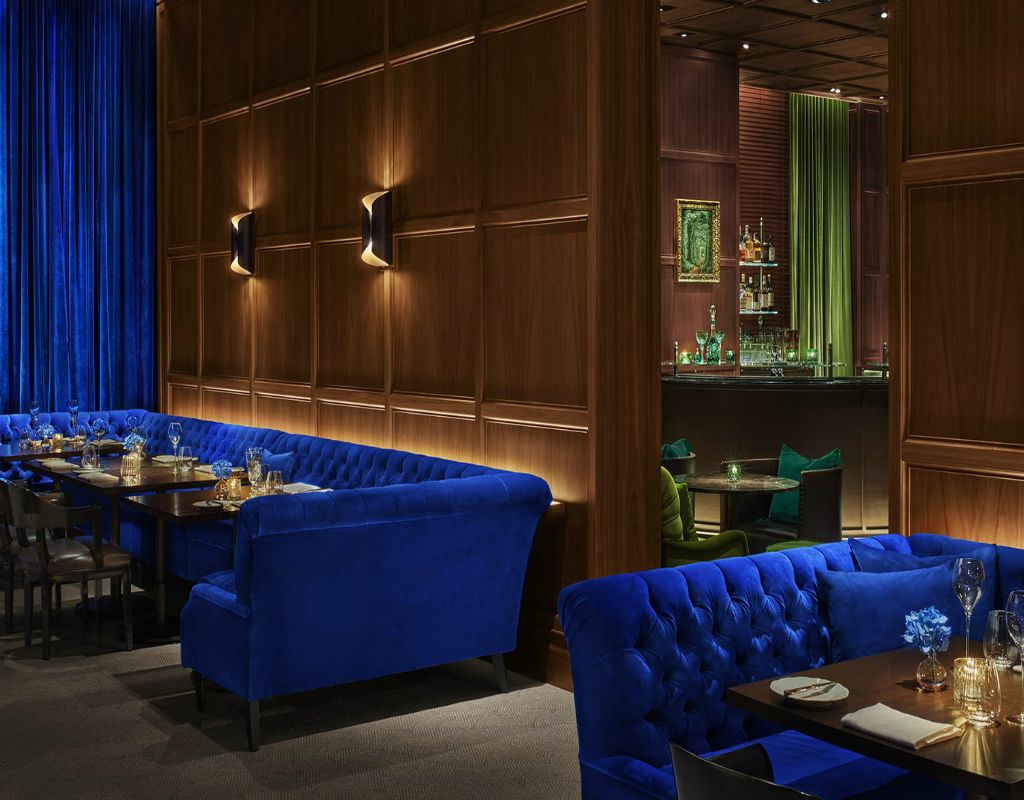 A High Level Of Sophistication Five Modern Restaurants In