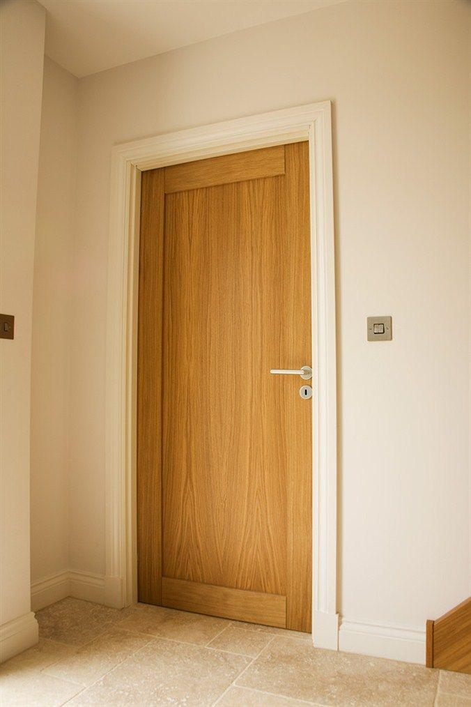 oak doors - Google Search | White internal doors, House layout plans, Oak  doors