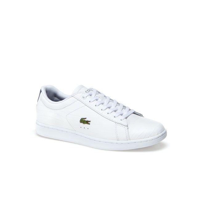 6909e5d2523c Lacoste white trendy sneakers for women. Lacoste white trendy sneakers for  women White Casual Sneakers