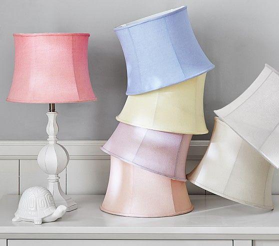 Vivian Shade Pottery Barn Kids Lamp Linen Lamp Shades