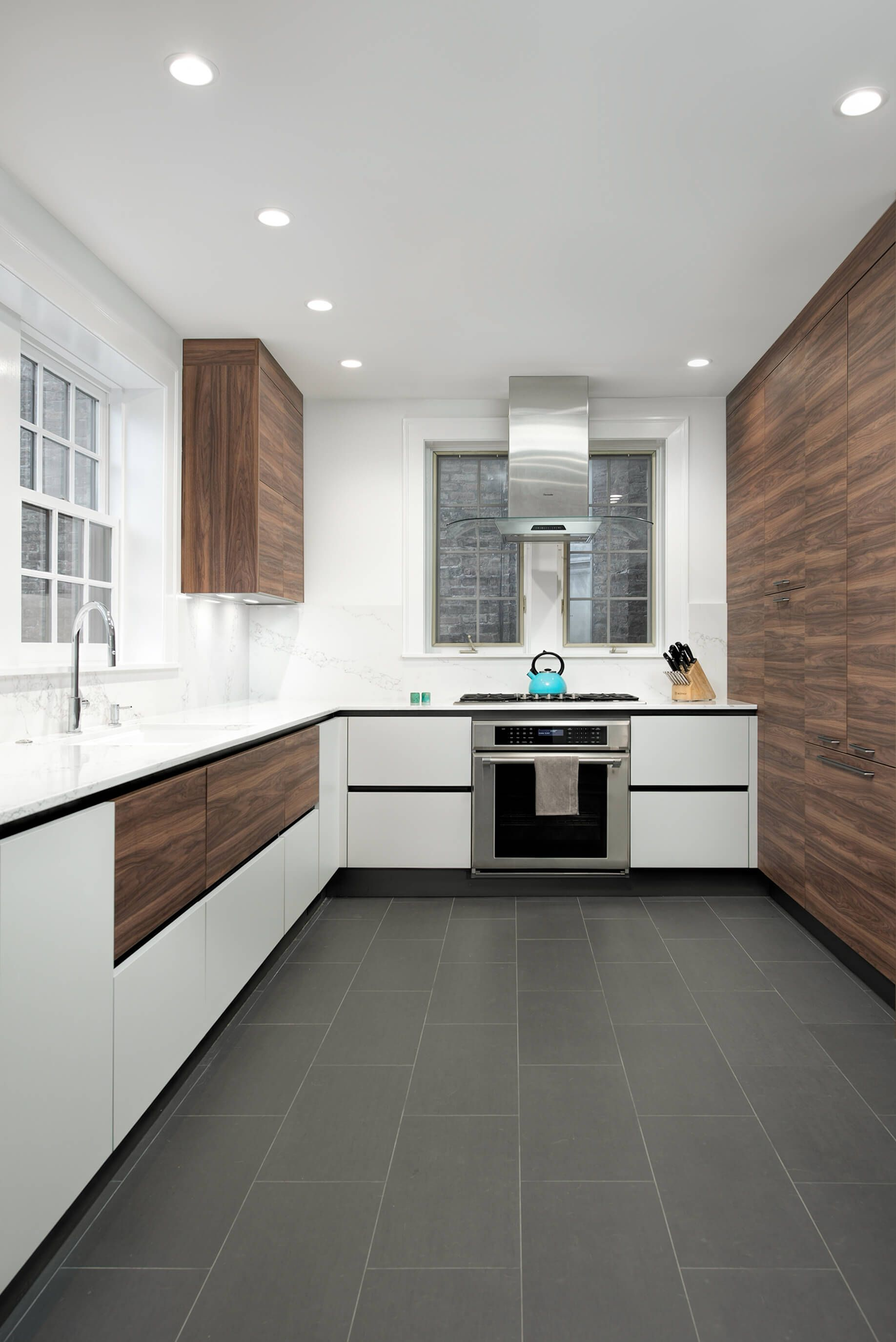L-förmige modulare küche designs helene model kitchen by zecchinon project completed by archisesto