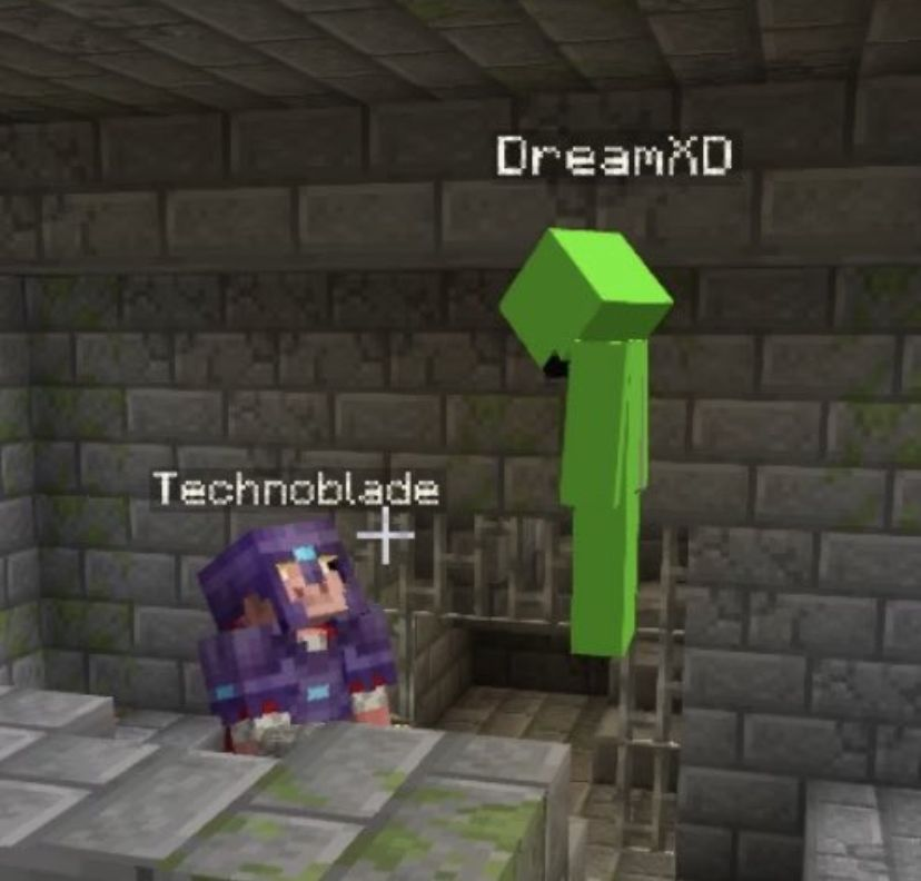 Pin By The Crystal Rose On Mcyt In 2021 My Dream Team Techno Dream Friends