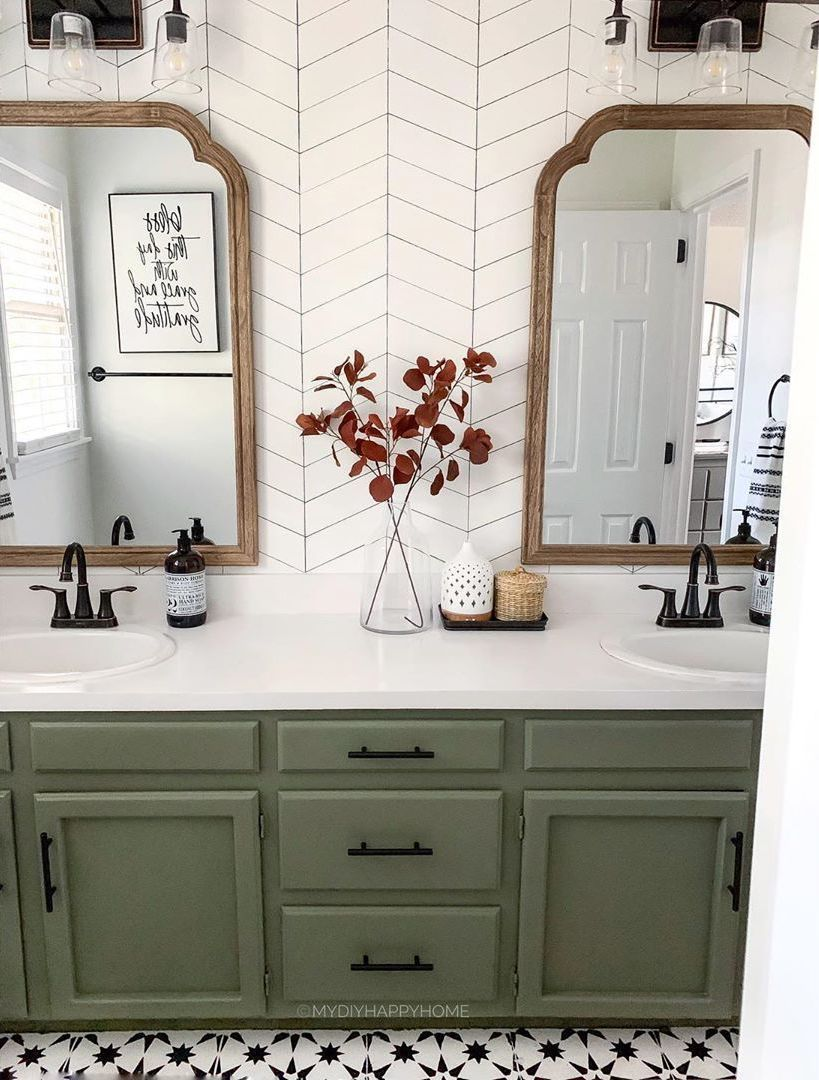 5 Bathroom Trends From Instagram That'll Look Like You Hired a Designer