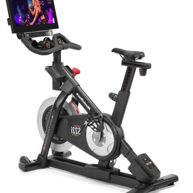 The Nordictrack Commercial S22i Studio Cycle Comes With Interactive Personal Training At Home Courtesy Of Ifit With The L In 2020 Indoor Bike Nordictrack Peloton Bike