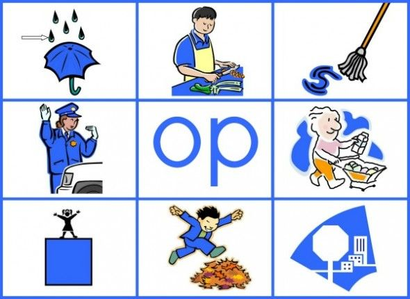 5 free short o activities More Read n Stick mats – Op Word Family Worksheets
