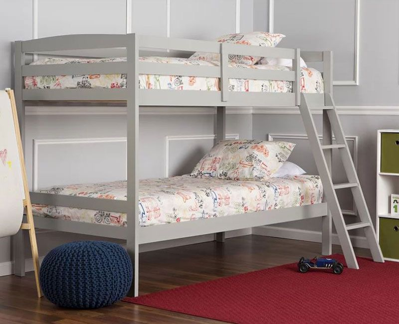14 Low Bunk Beds Solutions For Low Ceilings Modern Bunk Beds Kids Bunk Beds Bunk Beds Low bunk beds for low ceilings