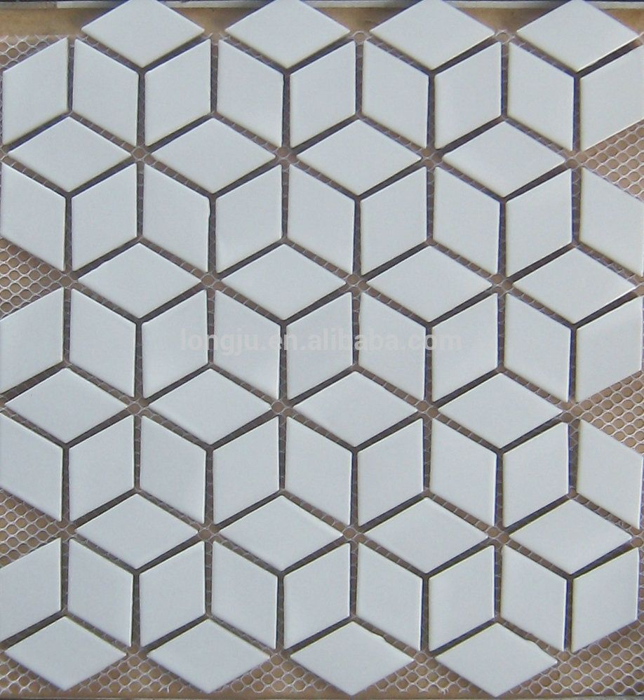 Diamond white ceramic mosaic tile other kitchen items pinterest buy diamond white ceramic mosaic tile in china on alibaba dailygadgetfo Gallery