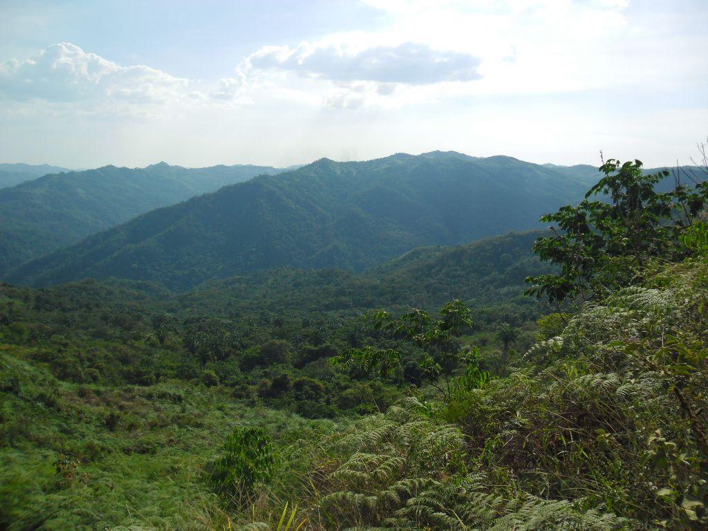 SIERRA DE SAN CARLOS