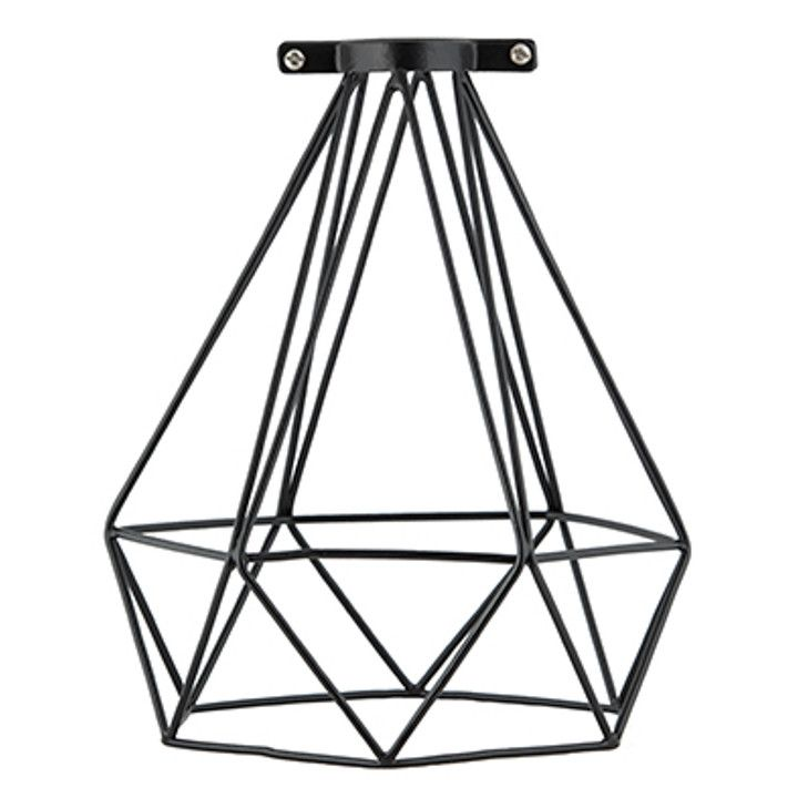 Wire lamp shade holders wire center geo wire light shade black shut the front door online places rh pinterest co uk different lamp shade fittings lamp shades only keyboard keysfo Images