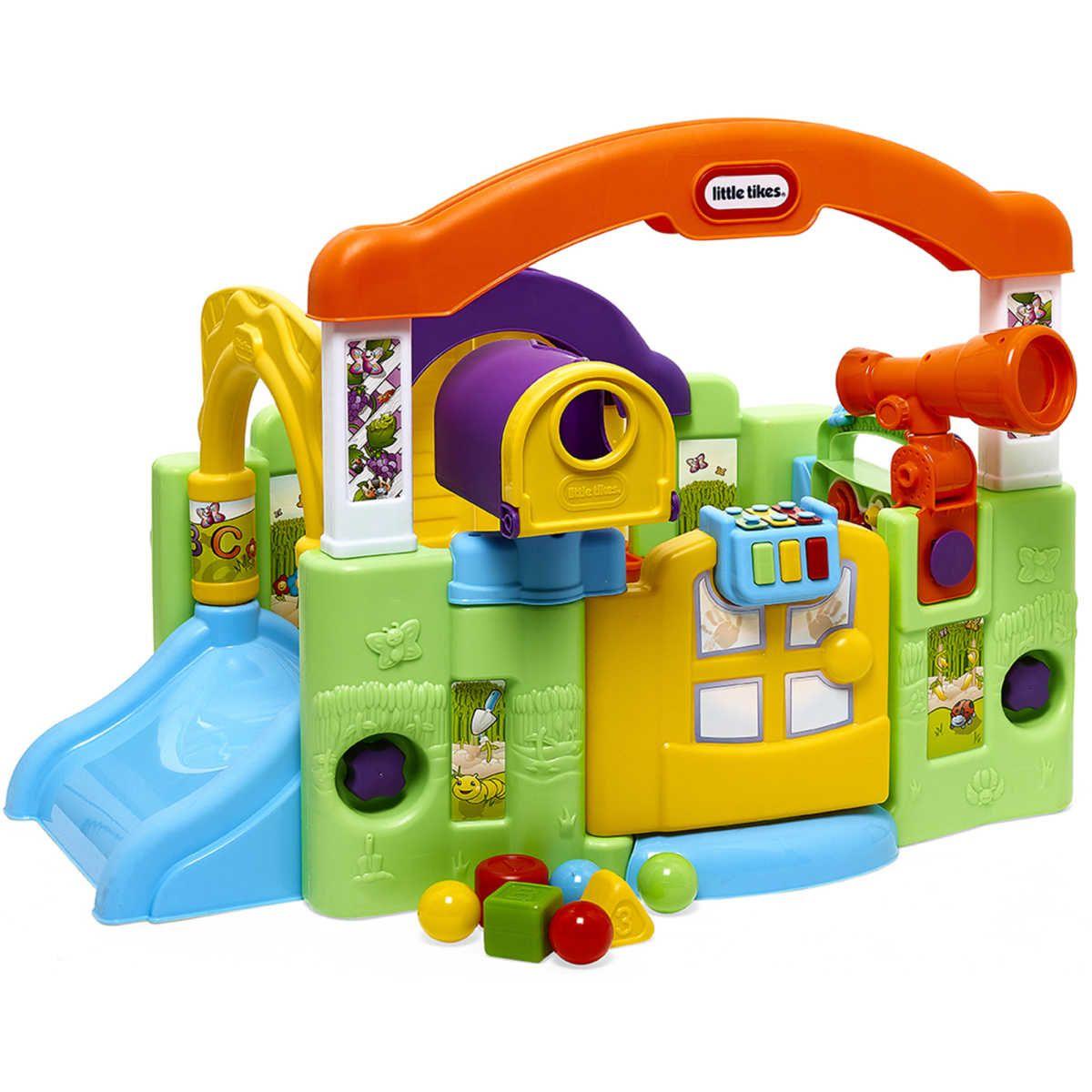Little tikes activity garden christmas presents toys - Little tikes activity garden baby playset ...
