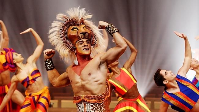 Lion king dates melbourne