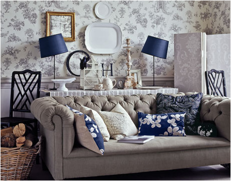 Key Interiors by Shinay: English Country Living Room Design Ideas ...
