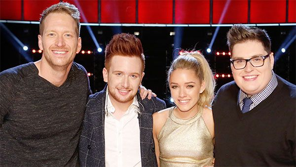 The Voice Season 9 (2015) has reached it's end  The winner