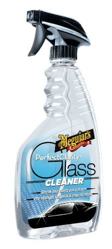 Meguiar S G8224 Perfect Clarity Glass Cleaner 24 Auto Glass